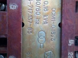 Трансформатор осм1 - 0,16 у3 220 вт