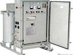 Трансформатор прогрева бетона КТП-ОБ-80