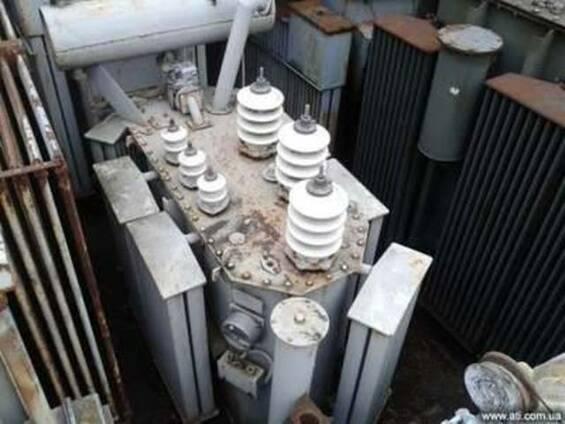 Трансформатор силовой масляный ТМ-1000/35/6 , ТМ-1600/35-6