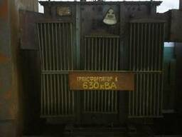 Трансформатор силовой ТМЗ-630\10ква