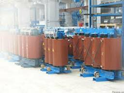 Трансформатор сухой ТСГЛ ТСЗГЛ 250 кВА 10-0,4 Siemens