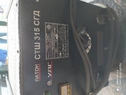 Трансформатор сварочный Типа СТШ – 315 СГД