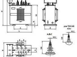 Трансформатор ТМ-400/10/0, 4; ТМ-400/6/0, 4; ТМ 400 кВА