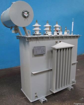 Трансформатор ТМ-100/10У1 10/0,4 У/Ун-0