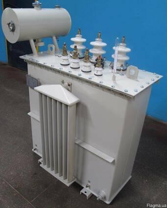 Трансформатор ТМ-160/10У1 10/0,4 У/Ун-0