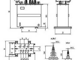 Трансформатор ТМ-63/10/0, 4; ТМ-63/6/0, 4; ТМ 63 кВА