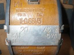 Трансформатор тока тип Т-066У3 20/5