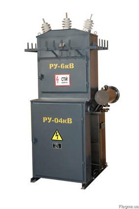 Трансформаторная подстанция КТП 160кВА мачтового типа