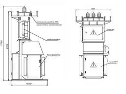 Комплектные трансформаторные подстанции (мачтовые) КТП прайс