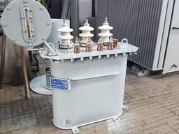 Трансформаторы масляные ТМ(Г) 25-10(6)/0,4 У/Ун-0