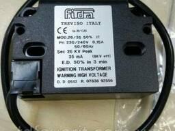 Трансформаторы розжига FIDA для горелок Гирш