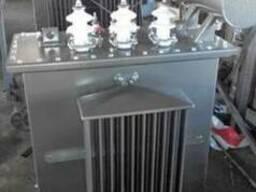 Трансформаторы силовые ТМ 25, 40, 63, 100, 160, 250, 400, 630 кВА