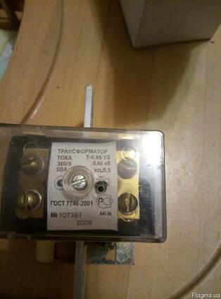 Трансформаторы тока Т-0,66 УЗ