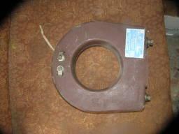 Трансформаторы тока ТНШЛ 0,66-1500/5У2, с хранения.