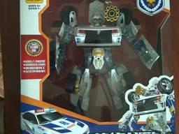 Трансформер автобот полицейский (робот, игрушка).