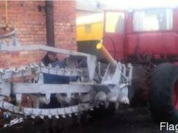 Траншеекопатель ЭТЦ-165 установка для трактора Т-150