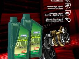 Трансмісійна олива Atlantic Top Gear Oil (ОАЕ)