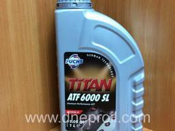 Трансмиссионное масло FUCHS TITAN ATF 6000 SL 1л.