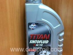 Трансмиссионное масло FUCHS TITAN Syntofluid FE 75w 1л.