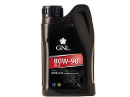 Трансмиссионное масло GNL 80W-90 1л