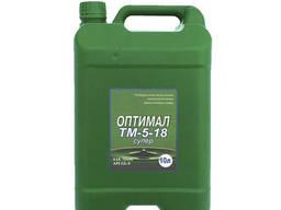 Трансмиссионное масло Optimal 75W-90 10л