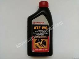 Трансмиссионное масло Toyota ATF WS (00289-ATFWS) 946 мл.