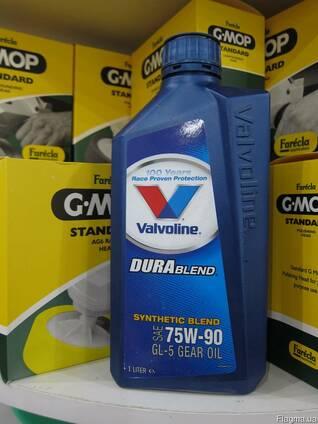 Трансмиссионное масло Valvoline DuraBlend GL-5 75w-90, 1л