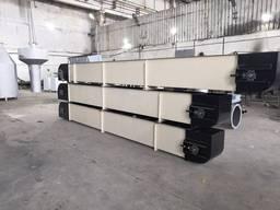 Транспортер (конвейер) скребковый 4м 5м 6м 9м 12м