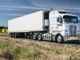 Транспортна компанія з ліцензією на міжнародні вантажо-ння