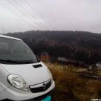 Транспортні послуги в Івано-Франківську