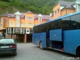 Транспортные услуги по Украине, Европе и СНГ автобуcами