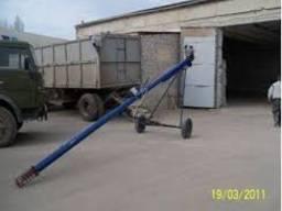 Транспортер Зерномет Зернонавантажувач - Протруювач шнековий