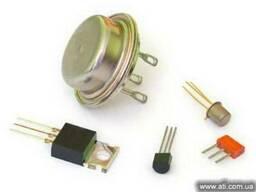 Транзисторы серий ГТ, КП, КТ, 2Т, 1Т, АП