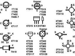 Транзисторы СНГ