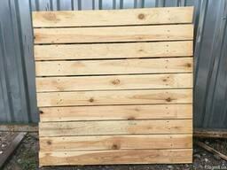 Трап настил деревянный для строительных лесов