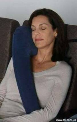Travel Rest ( Тревел Рест ) ( Новинка ) Подушка для сна