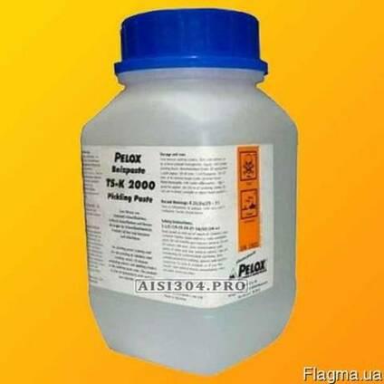 Травильная паста для нержавеющей стали PELOX TS-K 2000