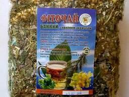 Травяной чай банный с хвойным ароматом