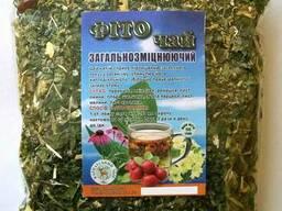 Травяной чай общеукрепляющий
