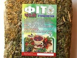 Травяной чай очищающий