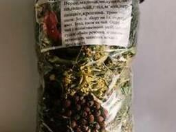 Травяной витаминный чай с боярышником