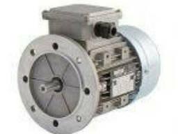Трехфазные асинхронные двигатели переменного тока TS