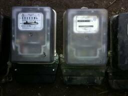 Трехфазные электросчетчики ИП СА4-И678 б/у