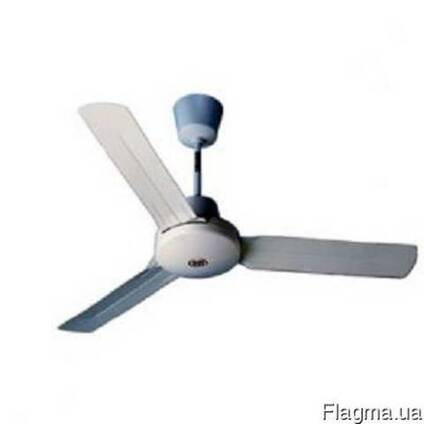 Трехлопастной потолочный вентилятор диаметр лопастей- 1400