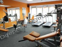 Тренажерный зал, фитнес клуб