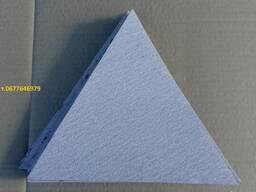 Треугольный лист для Жирафа 285 мм. A275 Norton на липучке