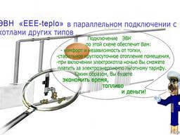 """ТРИ котла в ОДНОМ! Электродный электрокотёл """"ЕЕЕ"""" 6 кВт - фото 4"""