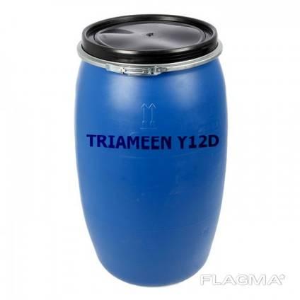 Триамин Y12D Додецил дипропилен триамин 100%