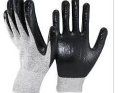 Трикотажні робочі рукавички