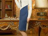 Трикотажное красивое женское платье 44-50 , доставка по. .. - фото 2